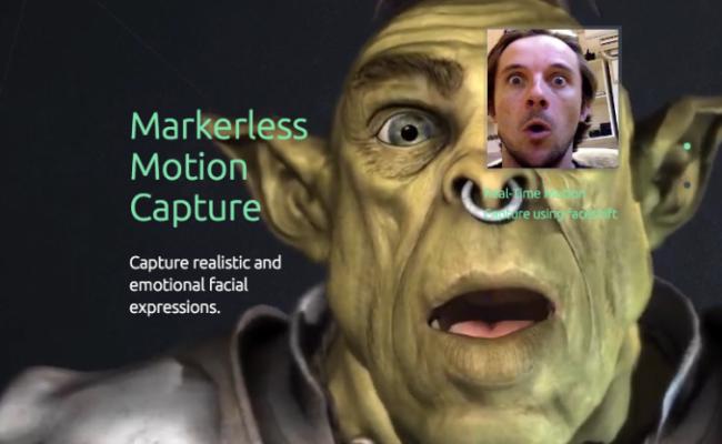 Apple blen kompaninë FaceShift