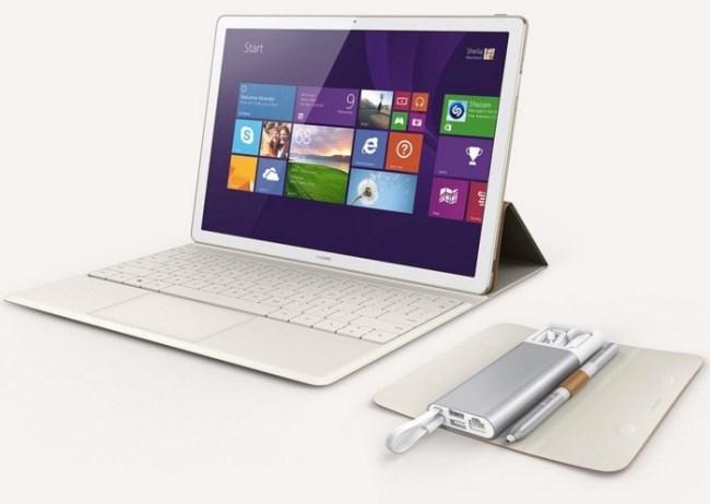 Huawei MateBook, një në dy (tablet dhe laptop)