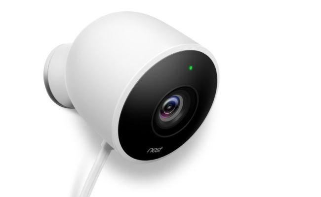 Nest prezanton kamerën e tyre të parë për ambiente të jashtme