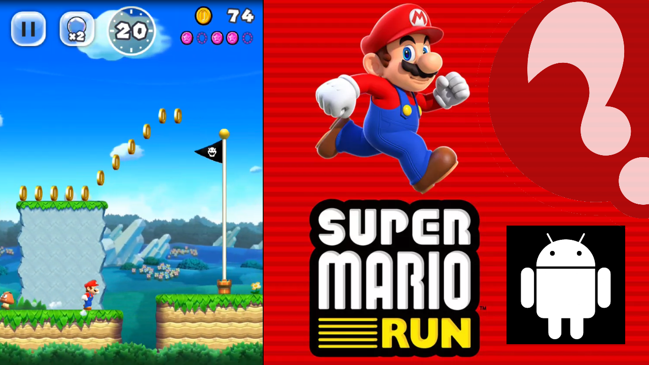 Super Mario Run – Android