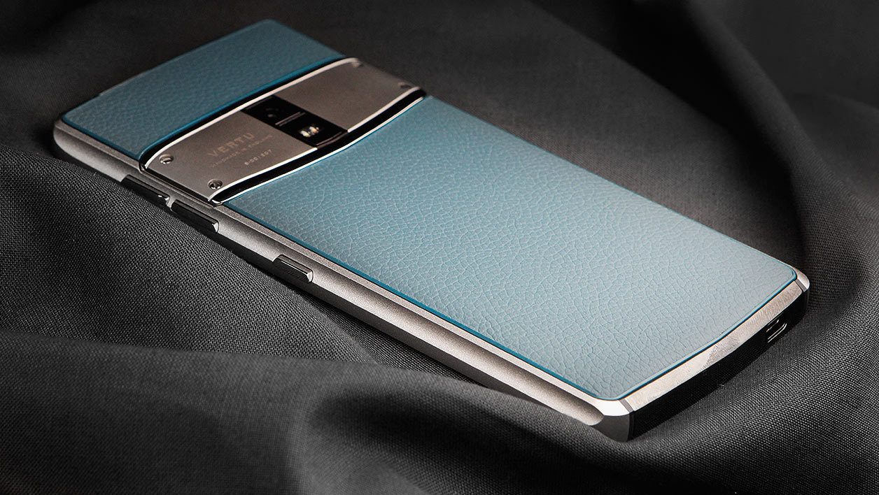 Vertu Constellation – Smartphoni 6000$