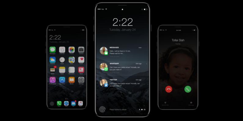 Është zyrtare (ndoshta), iPhone 8 do të ketë ekran OLED!